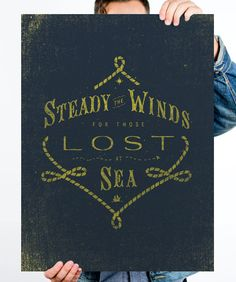 Steady The Winds