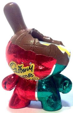 'Cadbury Dunny' by Matt 'DCAY' Melville is an edition of 4, perfect for Easter.