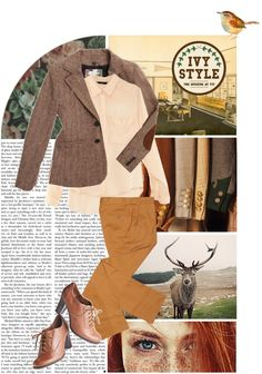 """""""Ivy League"""" by rebeccaann23 ❤ liked on Polyvore"""