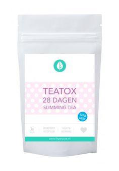 teatox slimming tea 28 dagen