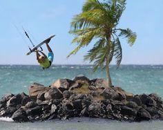 Vil enlig bare til Sri Lanka og kite surfe resten af året...