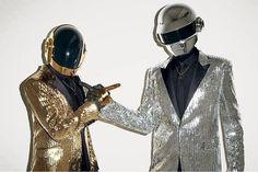 Daft Punk JSW MAGAZINE