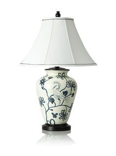 Chinese Porcelain Table lamp.