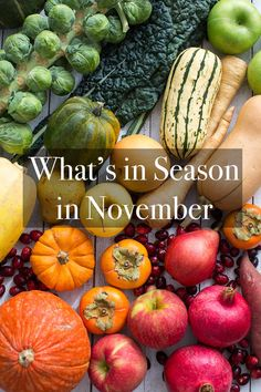 How To Maintain A Fall Vegetable Garden Season Fruits And Vegetables, In Season Produce, Roasted Root Vegetables, Veggies, Simply Recipes, Fall Recipes, Whats In Season, Farmers Market Recipes, Good Healthy Recipes