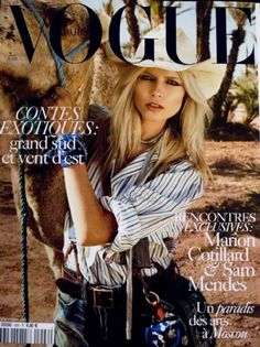 Vogue Paris (France), April 2010 (Natasha Poly)