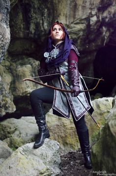 Dragon Age Cosplay http://geekxgirls.com/article.php?ID=5424