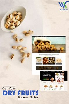 #Webmerx is the best #ecommerce platform for creating an online store for your dry fruits business. Launch your website and start selling. Star-struck #online #entrepreneur #dryfruits #ecommerceplatform #onlineshopping #ecommerce #onlinestore Dried Fruit, Ecommerce, Business Launch, Product Launch, Good Things, Online Entrepreneur, Fresh, Breakfast, Platform