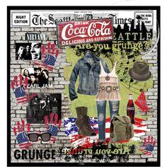 Are you GRUNGE?, created by marie-guzik-mcauley on Polyvore