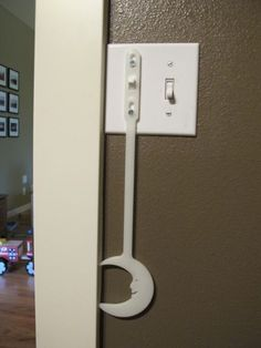 Marvelous Montessori In The Home: Fostering Independence. He Kidswitch Light Switch  Extender. Amazing Ideas