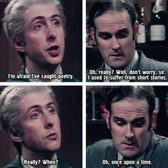 Monty Python is absolutely the shit.