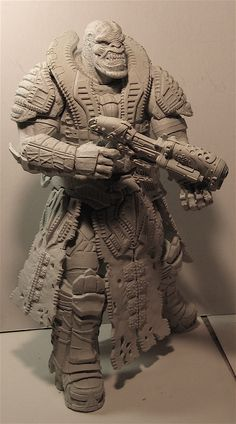 Gears of War, Theron Guard by ~LocascioDesigns on deviantART