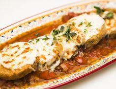 NuWave Cooking Club~Eggplant Parmesan