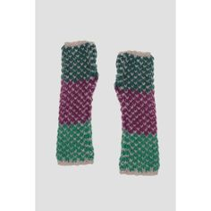 Fishing Net Mittens