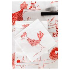 IKEA offers everything from living room furniture to mattresses and bedroom furniture so that you can design your life at home. Ikea Catalogue 2016, Ikea Deco, Olle Eksell, Chicken Art, Collection Capsule, Chickens Backyard, Paper Napkins, Bird Art, Painting & Drawing