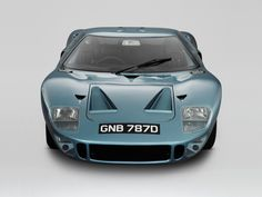 50 YEAR OLD ALSO! Ford GT40