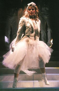 madonna like a virgin,The Virgin Tour ~  You Can Do It 2. http://www.zazzle.com/posters?rf=238594074174686702