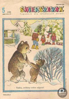 Świerszczyk – Ukochane czasopismo z dzieciństwa.