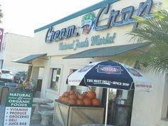 Cream of the Crop, great little local market on Coast Hwy in South Oceanside @ Vista Way.