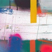 Oeuvre Abstraite - Sans titre 44 - Morten Pedersen - Huile