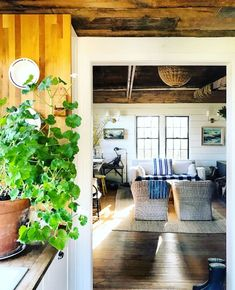 Nantucket Style, River House, Cabins In The Woods, Humble Abode, Cottage Style, Home Projects, Maine, Indoor, House Design