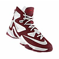 I designed the maroon and white Alabama A&M Bulldogs Nike women's  basketball shoe.