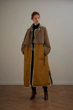 Warm Outfits, Winter Fashion Outfits, Autumn Fashion, School Fashion, Girl Fashion, Womens Fashion, Fashion Details, Fashion Design, Fashion Trends