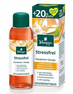 100 ml + 20 % gratis - Gesundheitsbad Stressfrei