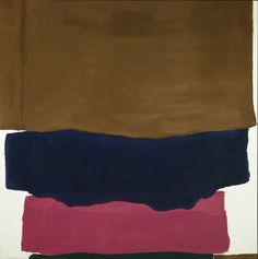 LOVE | Indian Summer - Helen Frankenthaler, 1967