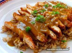 Nabytek is coming soon Pork Recipes, Asian Recipes, Chicken Recipes, Cooking Recipes, Ethnic Recipes, Slovakian Food, Modern Food, Good Food, Yummy Food