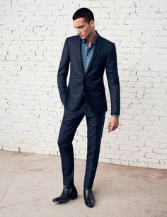 Tiger of Swedenのファッションスナップまとめ 1/1   メンズファッションスナップ フリーク - 男の着こなし術は見て学べ。