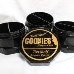 COOKIES Connoisseur Black Jar