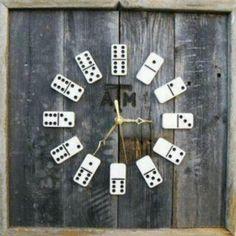 _domino clock