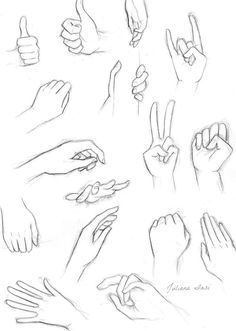 Hand positions for drawing anatomy/ helpful tips en 2019 art sketches, draw Drawing Anime Hands, Body Drawing, Anatomy Drawing, Feet Drawing, Manga Drawing, Hand Drawing Reference, Art Reference Poses, Pencil Art Drawings, Art Drawings Sketches