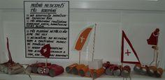 Záchranná plavidla (skupinová práce) - Nástrahy a nebezpečí u vody Advent Calendar, Holiday Decor, Home Decor, Decoration Home, Room Decor, Advent Calenders, Home Interior Design, Home Decoration, Interior Design