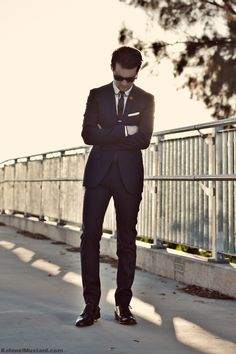 Things….  Suit - Jack LondonShirt - Jack LondonTie - Jack LondonSun Glasses - Ray bansShoes - Blaq