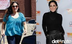 #Weightloss #inspiration - Joining Ricki Lake and Oprah Winfrey as a member of the weight loss & weight gain swing club, Janet is currently looking good and is much thinner. Here's hoping she keeps it that way!