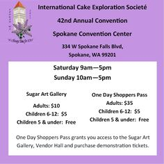Come join our fun! #icesconvention