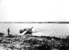 Florida Memory - Ferry at Valparaiso Bay     January 1, 1920