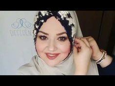 Turkish Hijab Style - Part 5 Turkish Hijab Tutorial, Simple Hijab Tutorial, Hijab Style Tutorial, Turkish Hijab Style, Turkish Fashion, Street Hijab Fashion, Muslim Fashion, Hijab Evening Dress, Mode Hijab