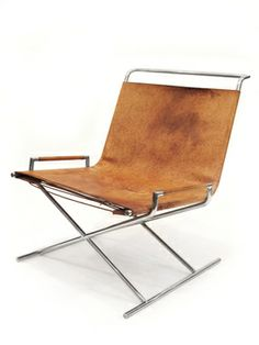 SLED CHAIR - HERMAN MILLER - http://www.hermanmiller.com/products/seating/lounge-seating/sled-chair.html