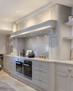 Simple Kitchen: 60 Beautiful and Cheap Decoration Tips! - Home Fashion Trend Open Plan Kitchen Living Room, Kitchen Dining Living, Kitchen Room Design, Best Kitchen Designs, Home Decor Kitchen, Kitchen Interior, Kitchen Ideas, Kitchen Trends, Kitchen Furniture