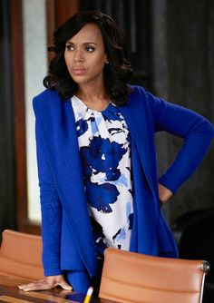 Scandal Fashion Recap: Is Olivia Back to Her Old Look? from InStyle.com