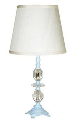 Perfect night table lamp!  Perfection!