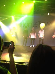 Brendan Cian Dayl and Josh onstage ❤️