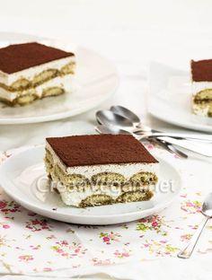 Raw Desserts, Healthy Desserts, Baking Recipes, Vegan Recipes, Vegan Tiramisu, Vegan Pastries, Veggie Delight, Salty Snacks, Vegan Ice Cream
