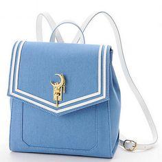 f99ec885156c1d Kawaii Japanese Sailor Moon Shoulder Bag Denim Backpack, Canvas Backpack,  Leather Backpack, Backpack