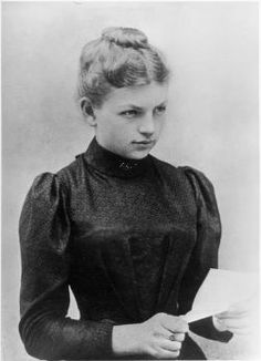 Clara Immerwahr - one of the first women to get her PhD. Killed herself after her husband Fritz Haber, himself a chemical genius unleashed the use of chemical weapons on the world in WWI.