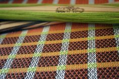 Summer and Winter dishtowels - This is the first Summer and Winter project I've seen that I like.  w00t!   Weaving Today