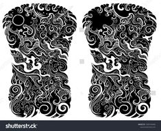 You can look new details of Traditional Japanese Tattoo Background Patterns by click this link : view details
