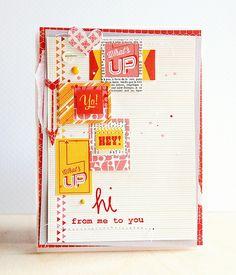 Hi From Me to You by Jocelyn Olson, via Flickr @Jocelyn Olson
